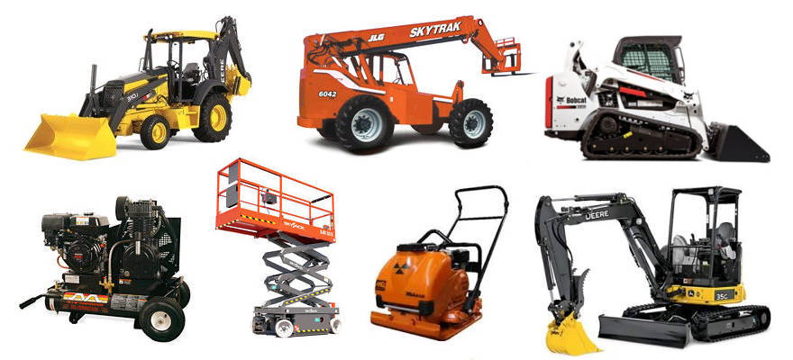 Equipment Rentals in Cincinnati OH | Brown County Rental