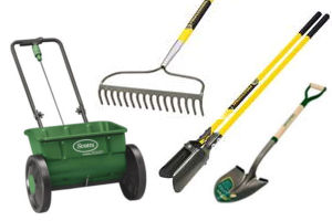 Landscaping Tools & Supplies in Cincinnati, Maysville KY, Aberdeen, Manchester OH, Georgetown, West Union