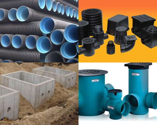 Drainage Supplies in Aberdeen OH