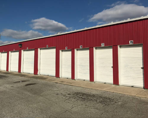 Self Storage Rentals in Aberdeen OH