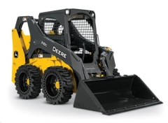 Rental store for Skid Steer Rubber Tire w Trailer in Aberdeen OH
