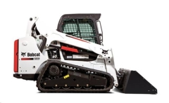 Rental store for Skid Steer Rubber Track w Trailer in Aberdeen OH