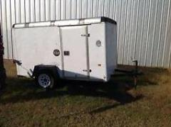 Rental store for Trailer, Enclosed Cargo 6 x12 in Aberdeen OH