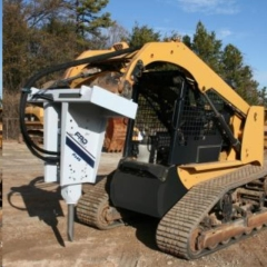 Rental store for Hydraulic Breaker Skid Steer in Aberdeen OH