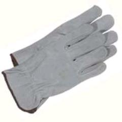 Rental store for Gloves Grey Split Leather Large in Aberdeen OH