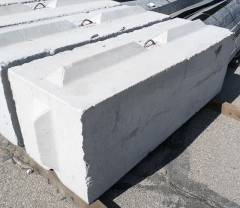 Rental store for Concrete Barrier Lg. 2x2x6 in Aberdeen OH