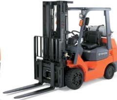 Rental store for Forklift 6,000lbs. - LP Gas in Aberdeen OH
