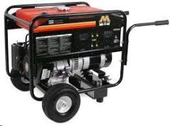 Rental store for Generator 7500 Watts in Aberdeen OH