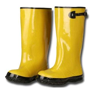 Where to find Boot Yellow Slush Size  9 in Aberdeen