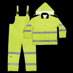 Rental store for Rainsuit 3pc Hi-Viz 2XL in Aberdeen OH
