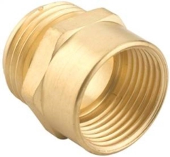 Rental store for Hose Connector 3 4  Male Female Brass in Aberdeen OH