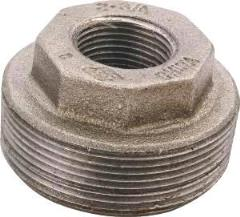 Rental store for Bushing Black Iron Hex 1-1 2 x1-1 4 in Aberdeen OH