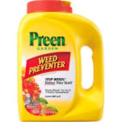 Rental store for Preen Weed Preventer 5.625lb. Canister in Aberdeen OH