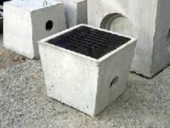 Rental store for Catch Basin 19x19 w Knockouts   Grate in Aberdeen OH