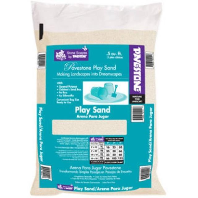 Where to find Play Sand .5 Cu. Ft. Bag in Aberdeen