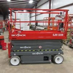 Rental store for Lift Platform Scissors 26 in Aberdeen OH