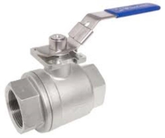 Rental store for Ball Valve Stainless Steel 1 in Aberdeen OH