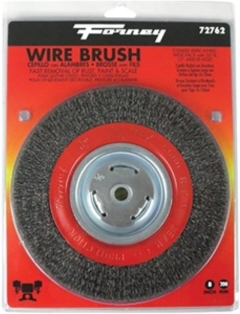 Rental store for Bench Wire Wheel 8  1 2 -5 8  Arbor in Aberdeen OH