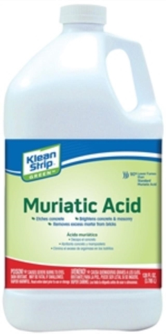 Rental store for Muriatic Acid 1gal. Green in Aberdeen OH