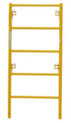 Rental store for Scaffold Frame Ladder 28 x5  ST-28-5LC-7 in Aberdeen OH