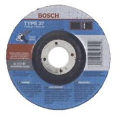 Rental store for Grinding Wheel, 7 x1 4 , 5 8 -11 Spin-On in Aberdeen OH