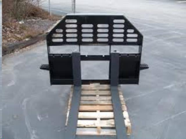 Where to find Pallet Forks w 48  Tines in Aberdeen