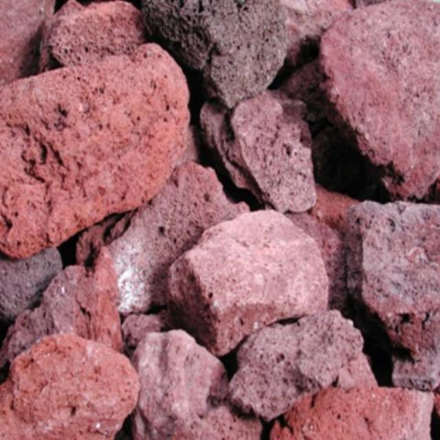 Lava rock landscaping lookup beforebuying for Brown lava rock for landscaping