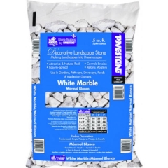 Rental store for White Marble Chips .5 Cu. Ft. Bag in Aberdeen OH