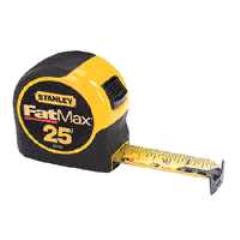 Rental store for Tape Rule 25  Fat Max in Aberdeen OH