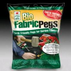 Rental store for Fabric Pegs Bio 10Pkg. in Aberdeen OH