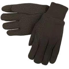 Rental store for Glove, Brown Jersey 8oz. in Aberdeen OH