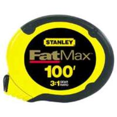 Rental store for Tape Rule 100  SS Fat Max in Aberdeen OH