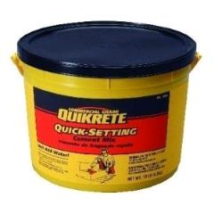 Rental store for Quick-Setting Cement 10 lb Pail in Aberdeen OH