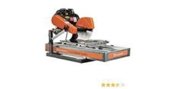 Rental store for Tile Saw w 10  Blade w Stand in Aberdeen OH