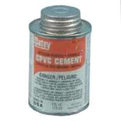 Rental store for Cement CPVC 4oz. in Aberdeen OH