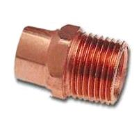 Where to find Adapter 1 2 Male Copper in Aberdeen